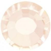 VIVA12 Rose Strassstein bleifrei ss6 (2.0mm) Gold Quartz F (00530)