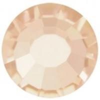 VIVA12 Rose Strassstein bleifrei ss6 (2.0mm) Light Peach F (90300)