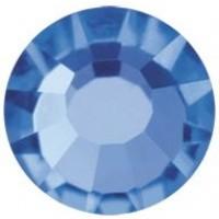 VIVA12 Rose Strassstein bleifrei ss8 (2.4mm) Sapphire F (30050)