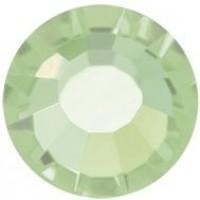 VIVA12 Rose Strassstein bleifrei ss8 (2.4mm) Chrysolite F (50000)