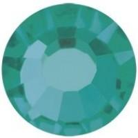 VIVA12 Rose Strassstein bleifrei ss8 (2.4mm) Blue Zircon F (60230)