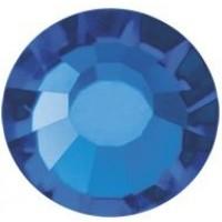 VIVA12 Rose Strassstein bleifrei ss8 (2.4mm) Capri Blue F (60310)