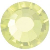 VIVA12 Rose Strassstein bleifrei ss8 (2.4mm) Jonquil F (80100)