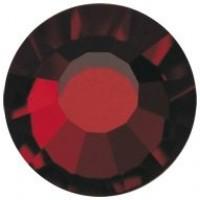 VIVA12 Rose Strassstein bleifrei ss8 (2.4mm) Garnet F (90120)