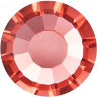 VIVA12 Rose Strassstein bleifrei ss8 (2.4mm) Padparadscha F (90350)
