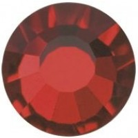VIVA12 Rose Strassstein bleifrei ss9 (2.6mm) Siam F (90090)