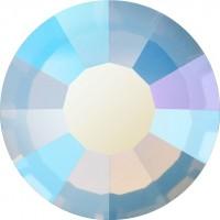 VIVA12 Rose Strassstein bleifrei ss10 (2.8mm) Light Sapphire Opal AB F (31110AB)
