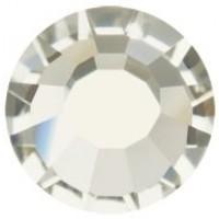 VIVA12 Rose Strassstein bleifrei ss10 (2.8mm) Black Diamond F (40010)