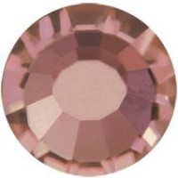 VIVA12 Rose Strassstein bleifrei ss10 (2.8mm) Light Burgundy F (90095)