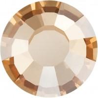 VIVA12 Rose Strassstein bleifrei ss12 (3.1mm) Crystal Golden Honey F (00030GDH)