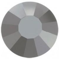 VIVA12 Rose Strassstein bleifrei ss12 (3.1mm) Jet Silver Flare F (23980SIF)