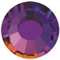 VIVA12 Rose Strassstein bleifrei ss20 (4.7mm) Crystal Volcano (00030VOL)