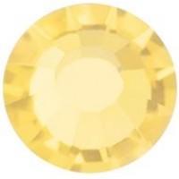 VIVA12 Rose Strassstein bleifrei ss30 (6.4mm) Crystal Blond Flare F (00030BDF)