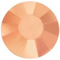 VIVA12 Rose Strassstein bleifrei ss30 (6.4mm) Crystal Capri Gold F (00030CAG)