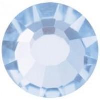 VIVA12 Rose Strassstein bleifrei ss30 (6.4mm) Light Sapphire F (30020)