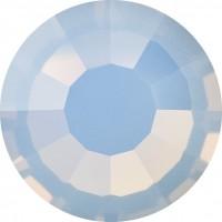 VIVA12 Rose Strassstein bleifrei ss30 (6.4mm) Light Sapphire Opal F (31110)