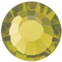 VIVA12 Rose Strassstein bleifrei ss30 (6.4mm) Olivine F (50230)