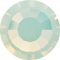 VIVA12 Rose Strassstein bleifrei ss30 (6.4mm) Chrysolite Opal F (51000)