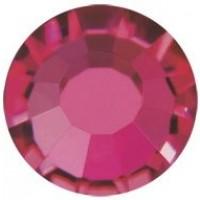 VIVA12 Rose Strassstein bleifrei ss30 (6.4mm) Ruby F (90110)