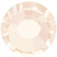 VIVA12 Rose Strassstein bleifrei ss34 (7.3mm) Gold Quartz F (00530)