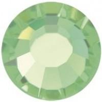 VIVA12 Rose Strassstein bleifrei ss34 (7.3mm) Peridot F (50520)