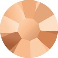 Maxima Rose ss5 Crystal Capri Gold F (00030CAG)