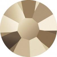 Maxima Rose ss30 Crystal Starlight Gold F (00030STG)