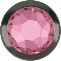 Xirius Rose Framed Hotfix Strass ss16 Light Rose HF Gold Ring (GR)