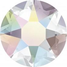 Xirius Rose Hotfix Strass ss34 Crystal AB HF