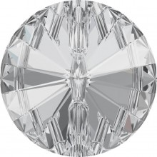 Rivoli Button 27mm Crystal F