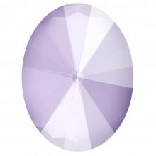 Oval Rivoli Fancy Stone 8x6mm Crystal Lilac