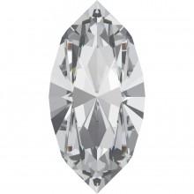Xilion Navette 10x5mm Crystal F
