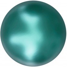 Crystal Round Pearl 4mm Crystal Iridescent Tahitian Look Pearl
