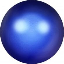 Crystal Round Pearl 3mm Crystal Iridescent Dark Blue Pearl
