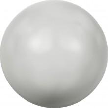 Crystal Round Pearl 2mm Crystal Pastel Grey Pearl