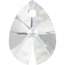 Xilion Mini Pear Anhänger 10mm Crystal