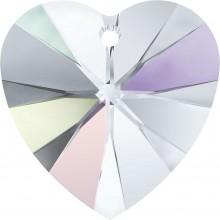 Xilion Heart Anhänger 14.4x14mm Crystal AB