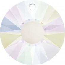 Sun Anhänger 19mm Crystal AB