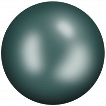 Ceramic Cabochon Hotfix ss6 Emerald HF