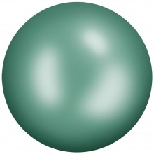 Ceramic Cabochon Hotfix ss16 Azure Green HF