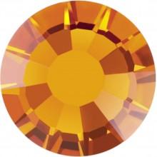 Rose Strass Hotfix ss6 Sunflower HF