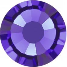 Rose Strass Hotfix ss6 Purple Velvet HF