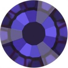 Rose Strass Hotfix ss6 Crystal Meridian Blue HF