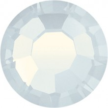 Maxima Rose ss5 White Opal F (01000)