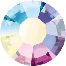 Maxima Rose ss7 Crystal AB F (00030AB)