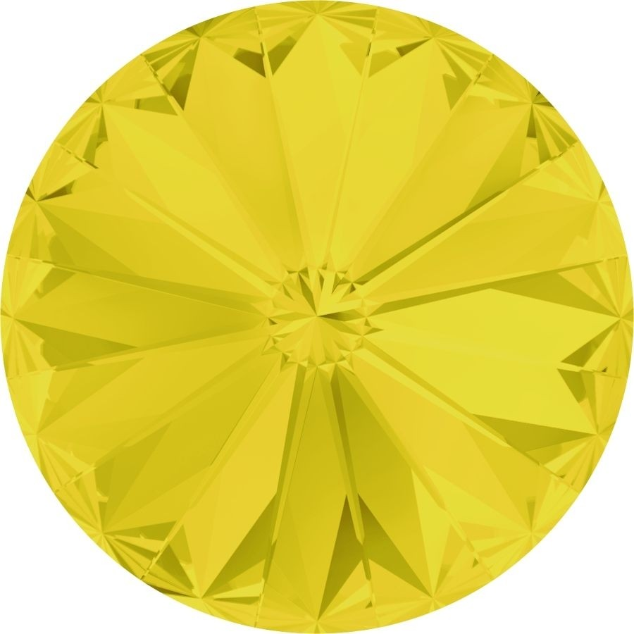 Rivoli Chaton ss39 Yellow Opal F