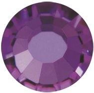 VIVA12 Rose Hotfix Strass ss6 Amethyst HF