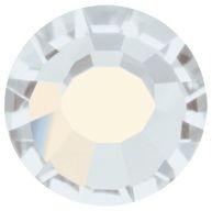 VIVA12 Rose Hotfix Strass ss20 White Opal HF