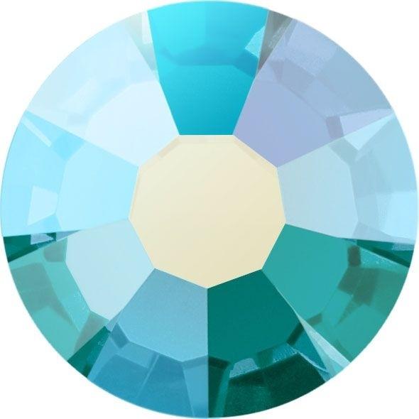 Maxima Rose Hotfix ss20 Blue Zircon AB HF