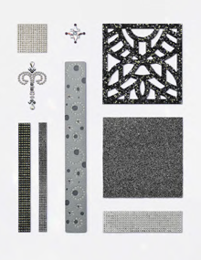 Swarovski Self-Adhesive Elements